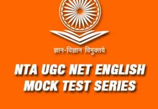 NTA UGC NET English Literature Test Series