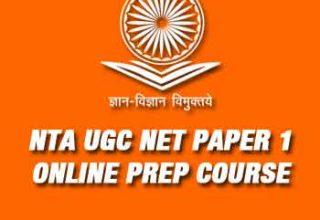 NET Paper 1 Online Course